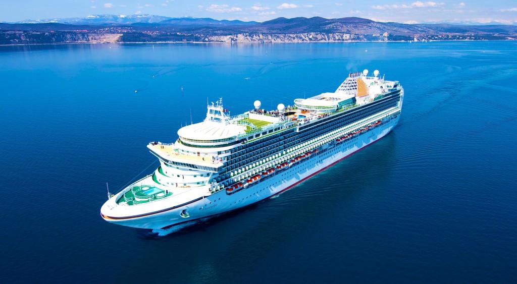 © P&O Cruises