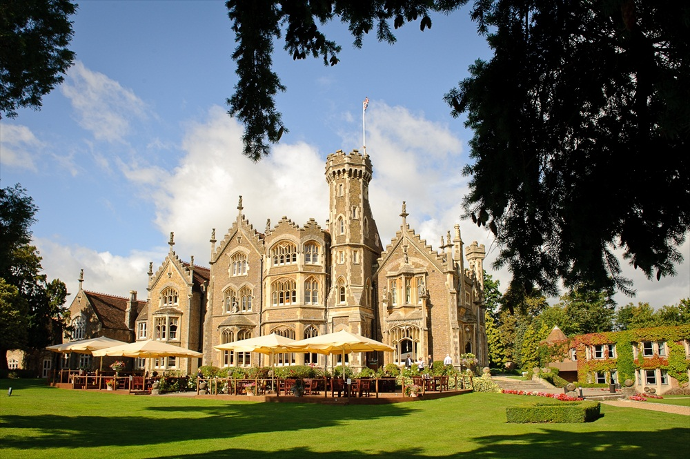 The Oakley Court photo