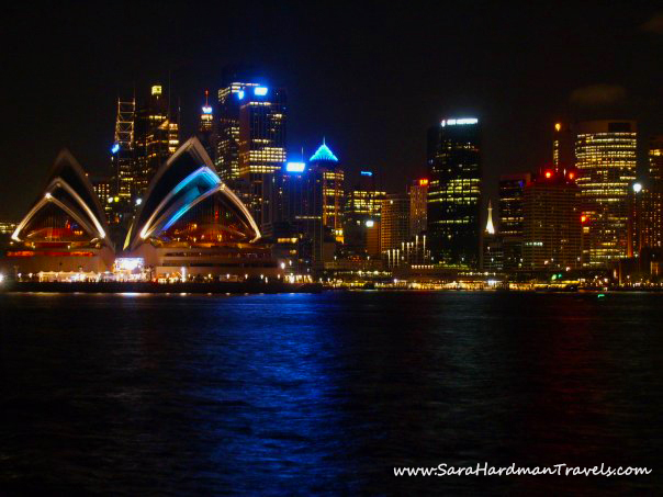 Sara Hardman photo of Sydney