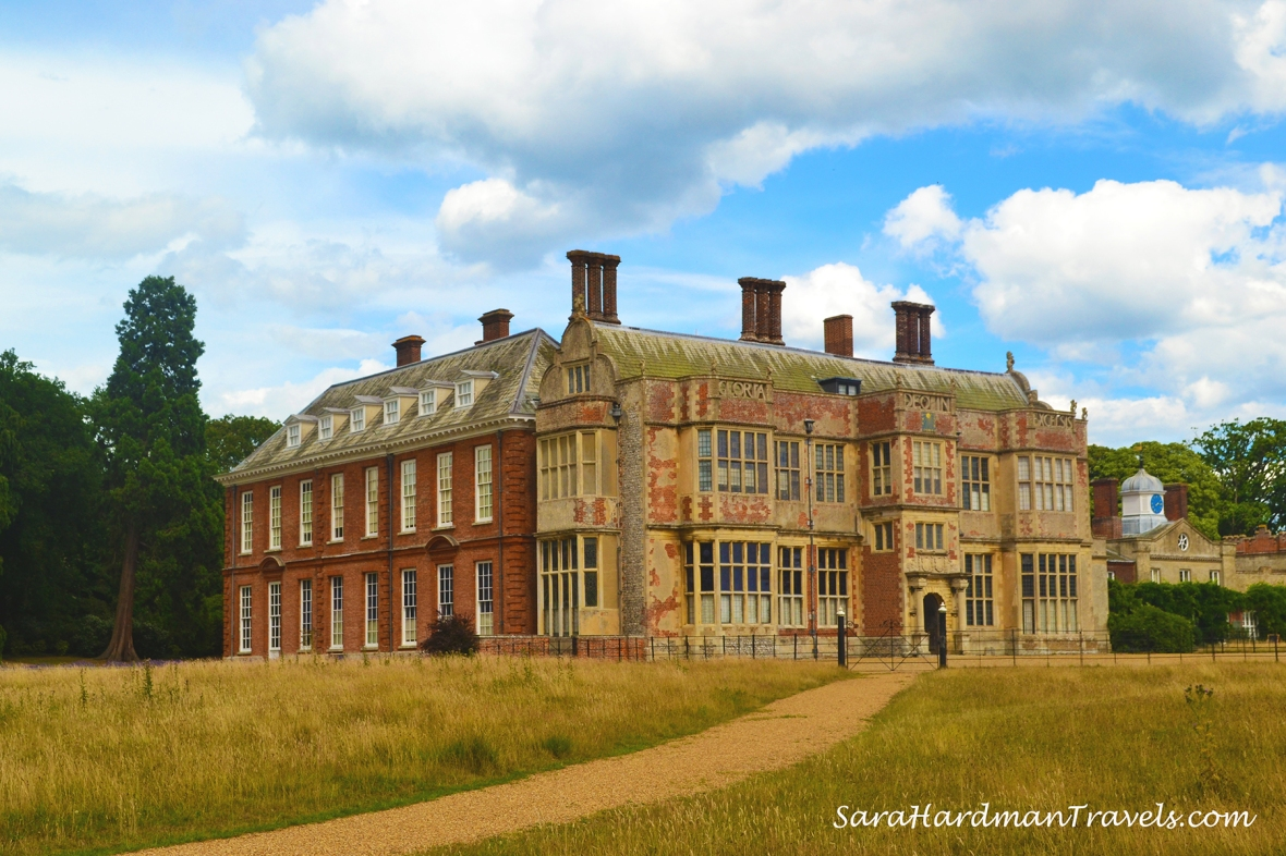 Sara Hardman Felbrigg Hall Norfolk