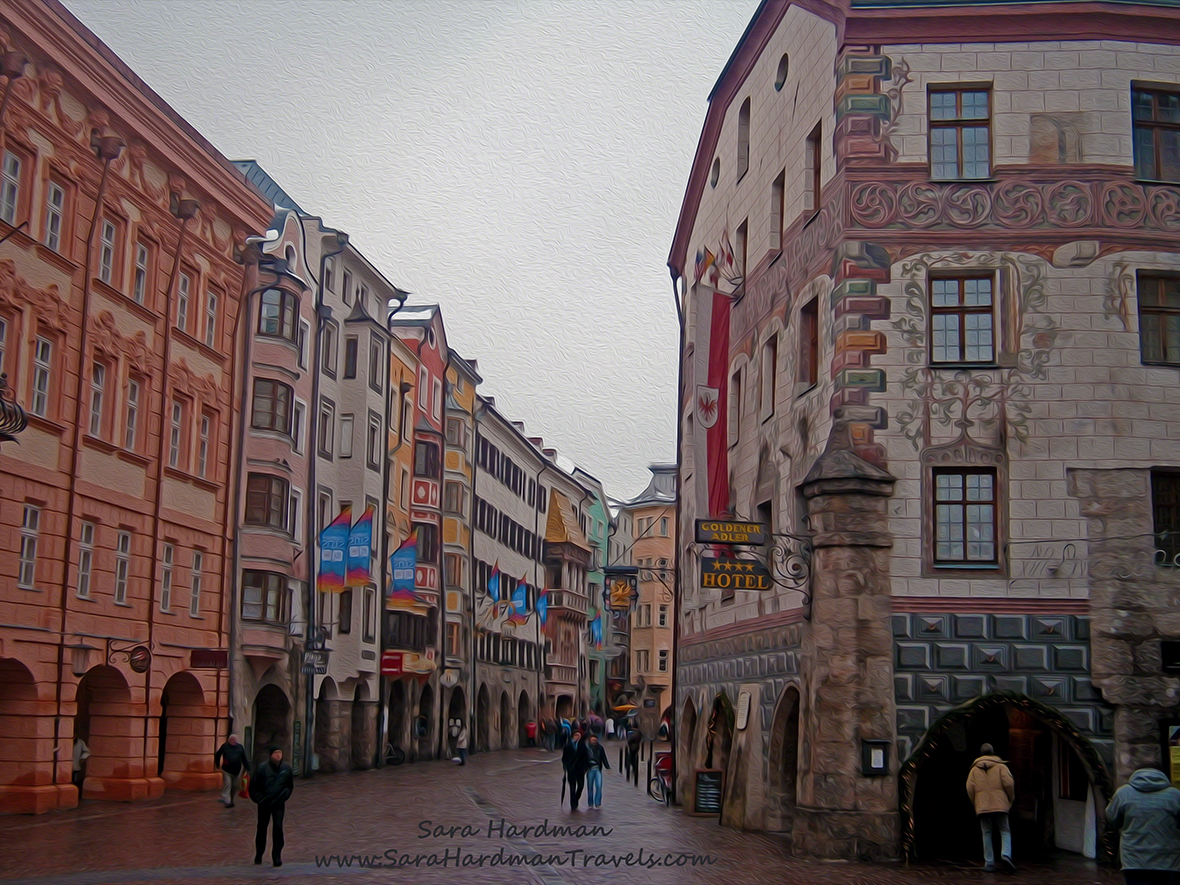 Innsbruck by Sara Hardman