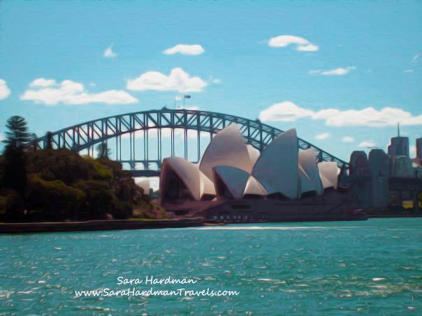 Sydney by Sara Hardman