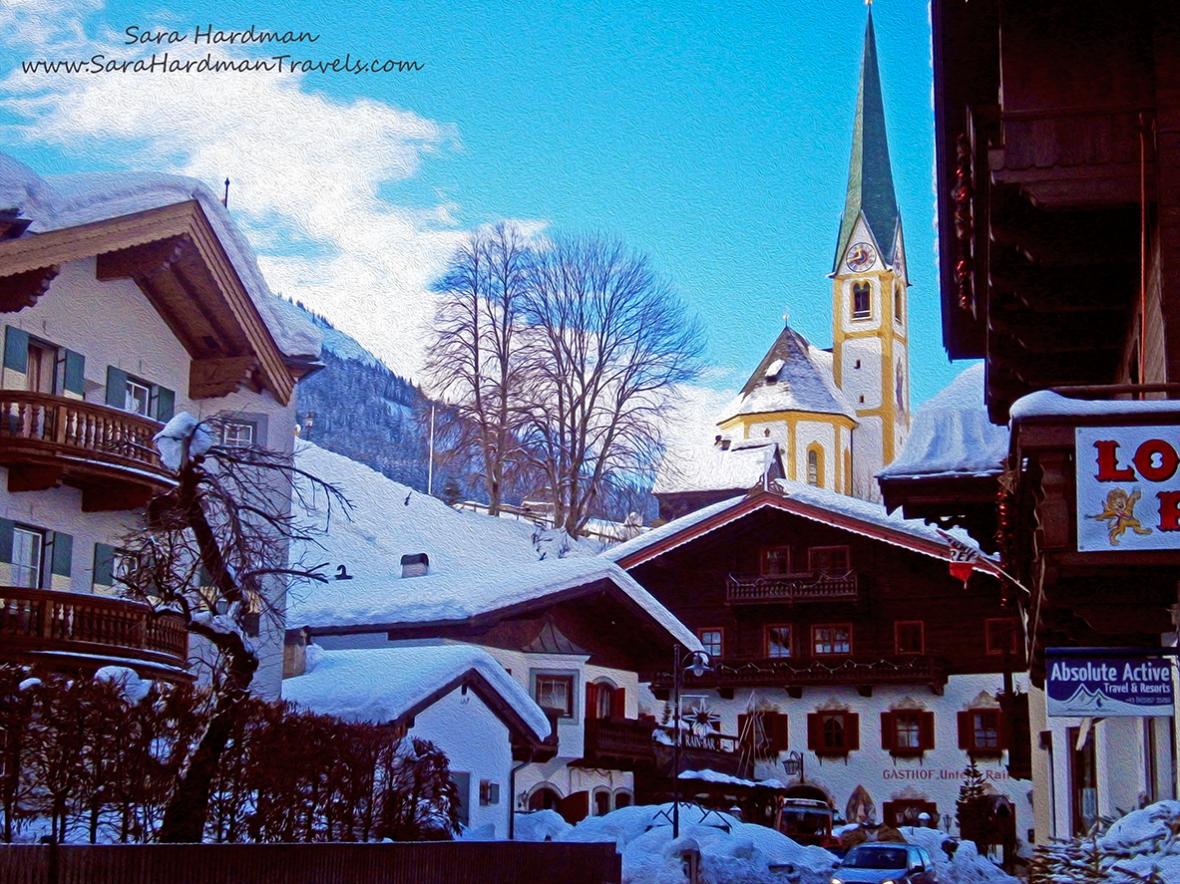 Austria by Sara Hardman