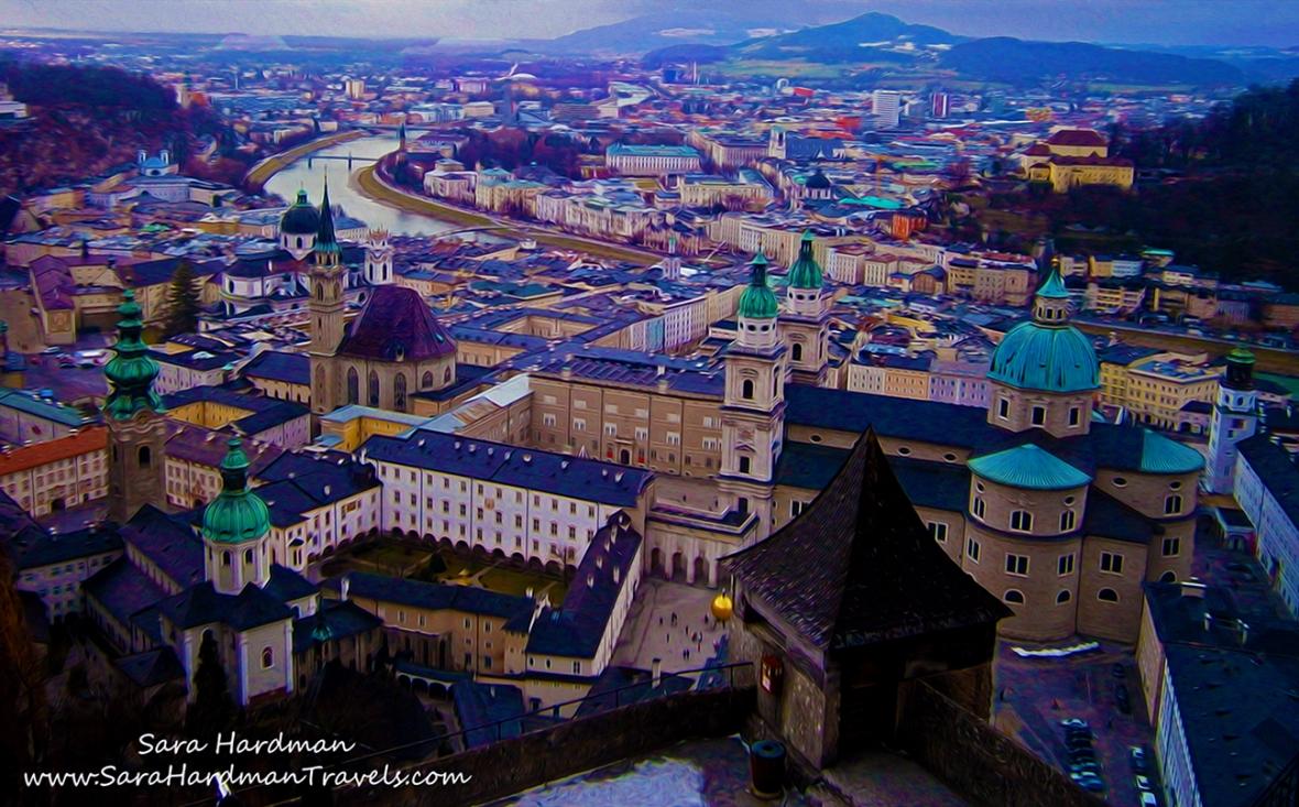 Salzburg by Sara Hardman