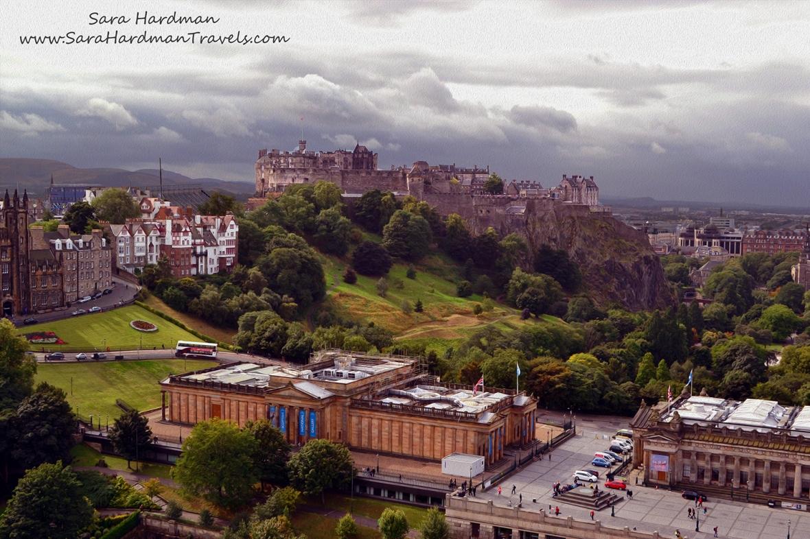 Edinburgh by Sara Hardman