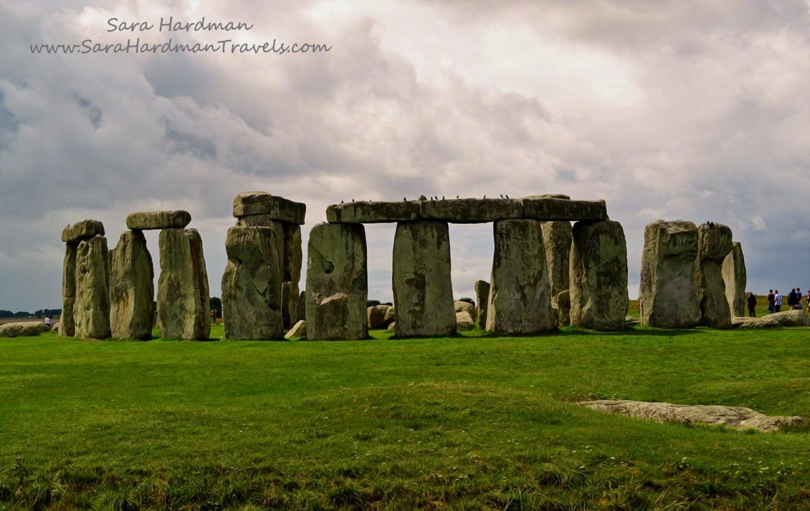 Stonehenge by Sara Hardman