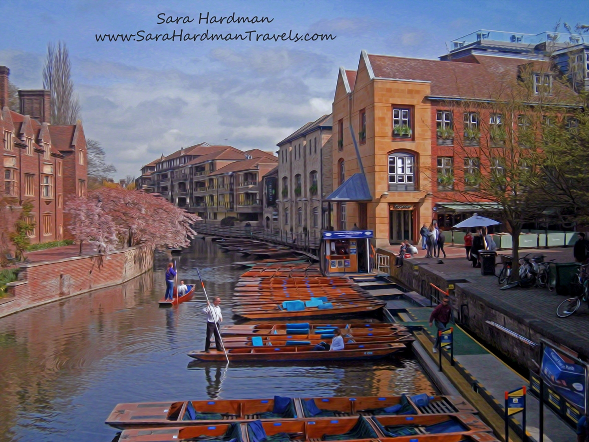 Cambridge by Sara Hardman Travels