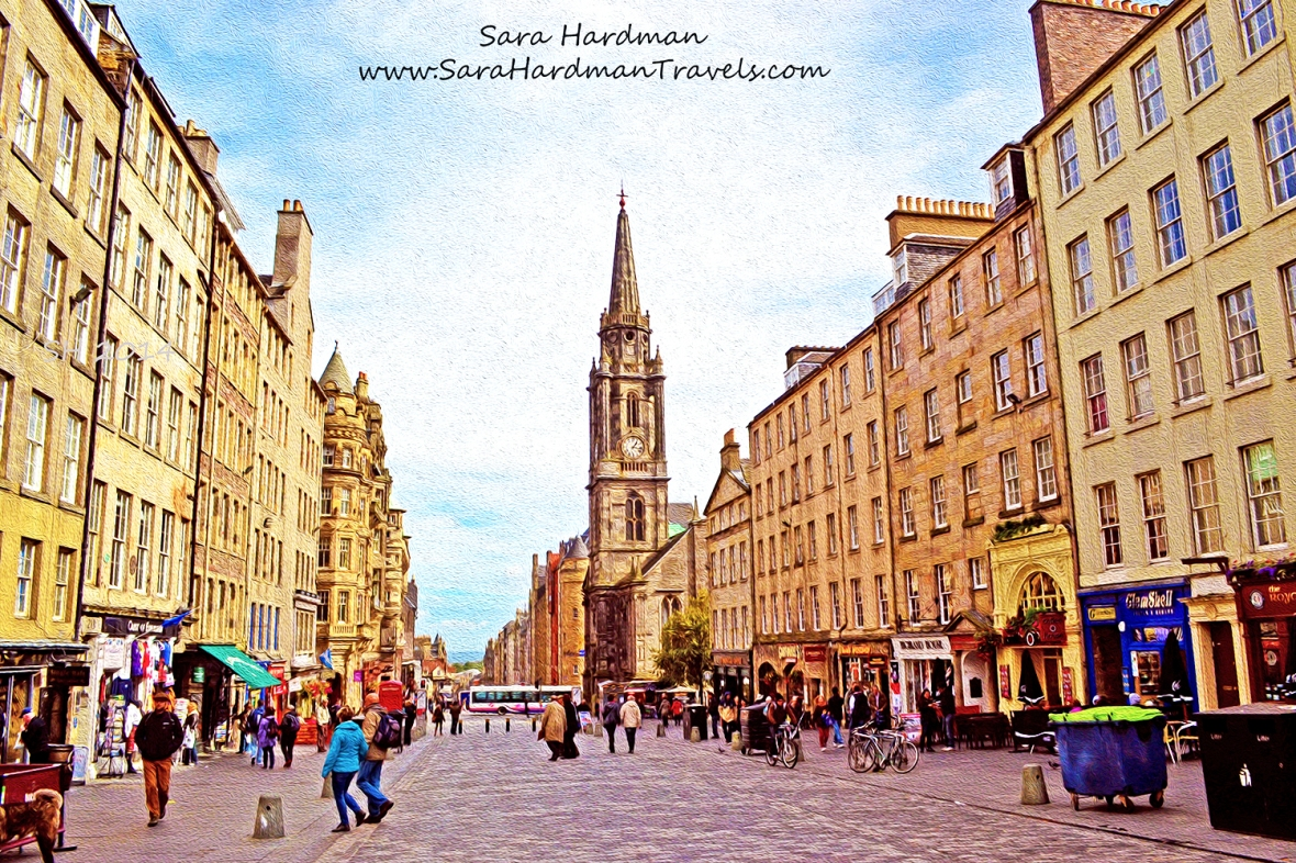 Edinburgh by Sara Hardman Travels