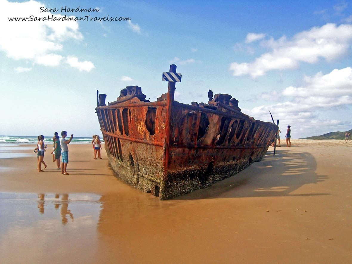 Fraser Island by Sara Hardman Travels