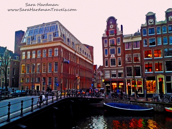 Amsterdam by Sara Hardman Travels