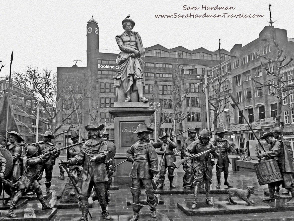 Amsterdam by Sara Hardman