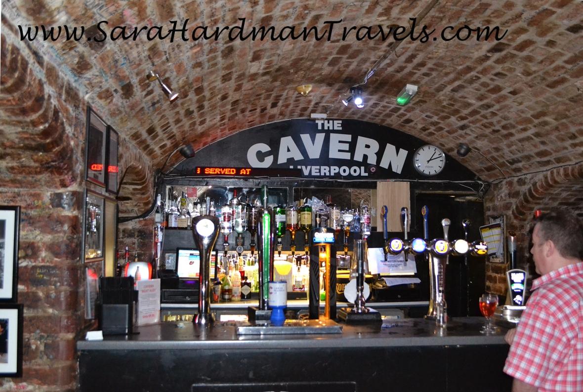 The Cavern Club by Sara Hardman