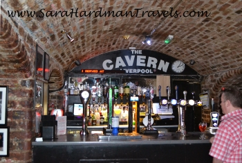 The Cavern Club by Sara Hardman