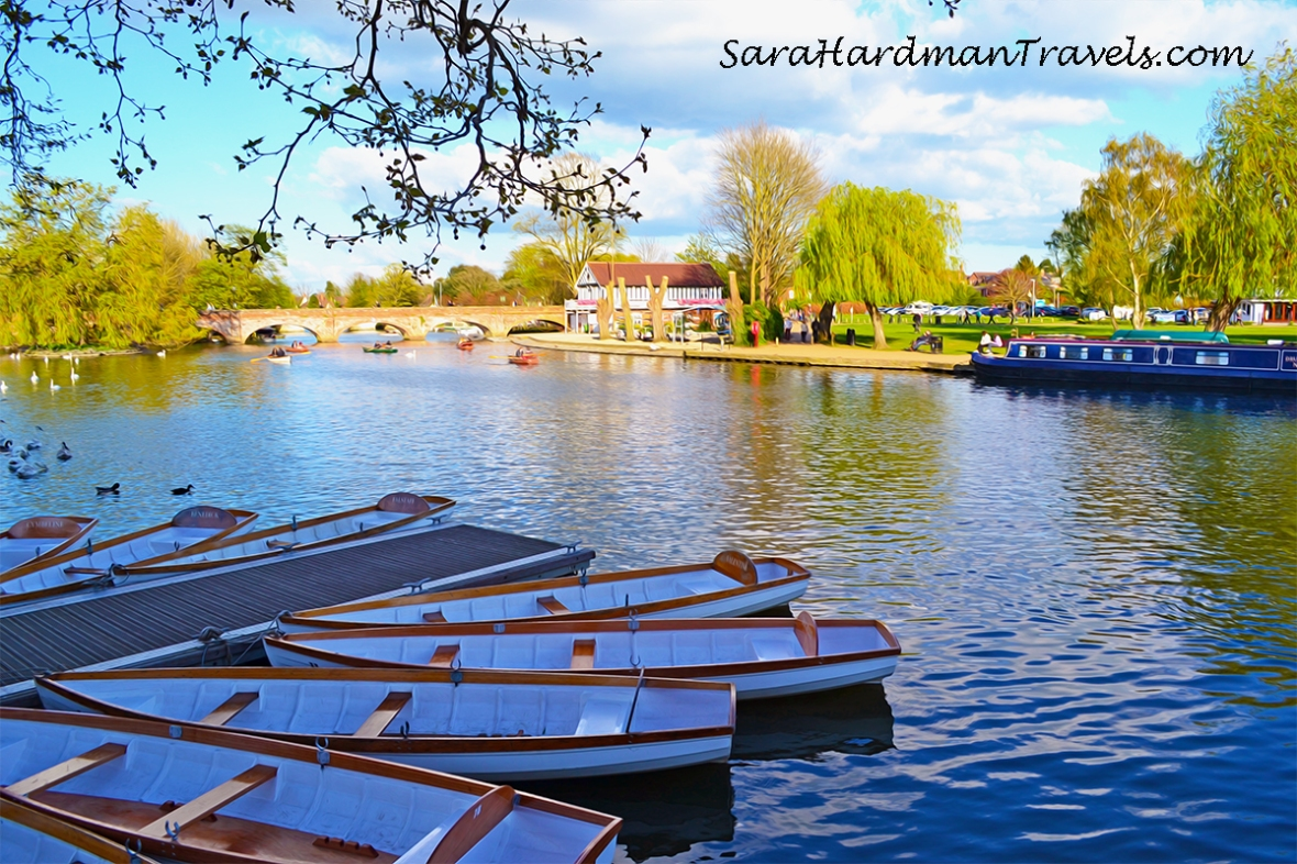 Stratford upon Avon by Sara Hardman