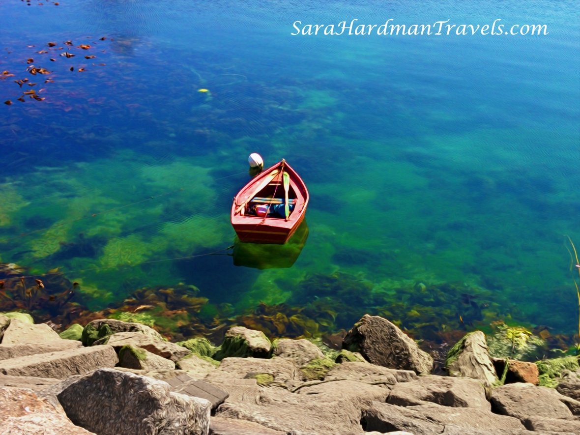 Sara Hardman Travels - Coruna