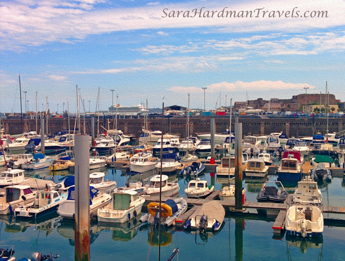 Sara Hardman Travels - Guernsey