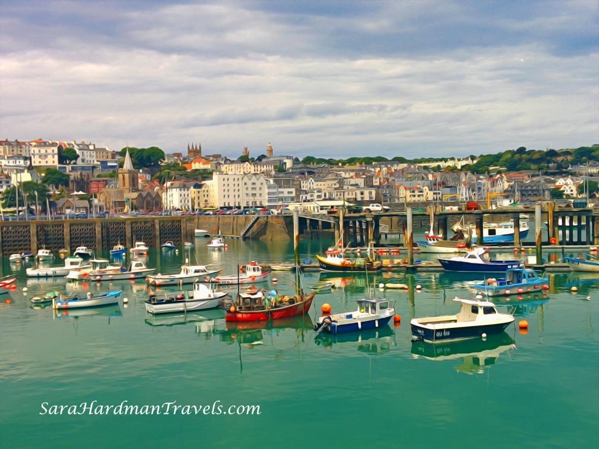 St Peter Port, Guernsey