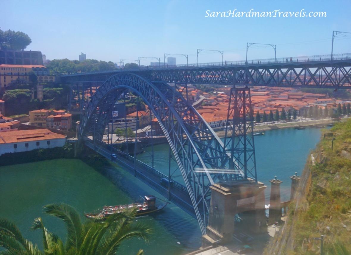 Sara Hardman Travels - Oporto