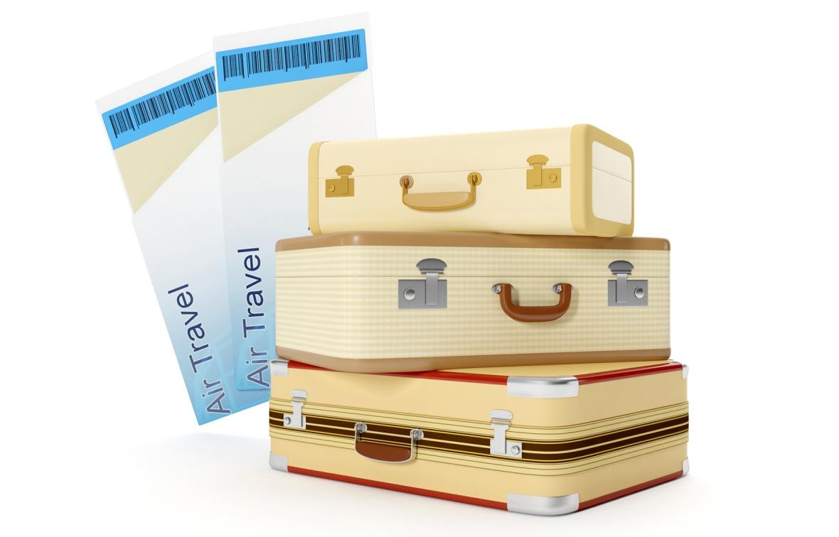 Luggage, Money Saving Travel