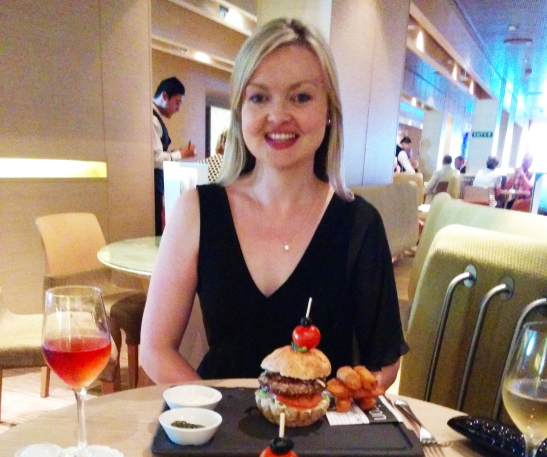 Sara Hardman Travels P&O Cruise