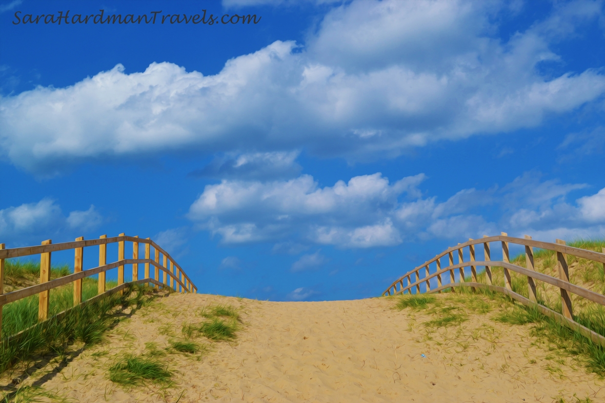 Horsey Gap, Norfolk, sara Hardman Travels