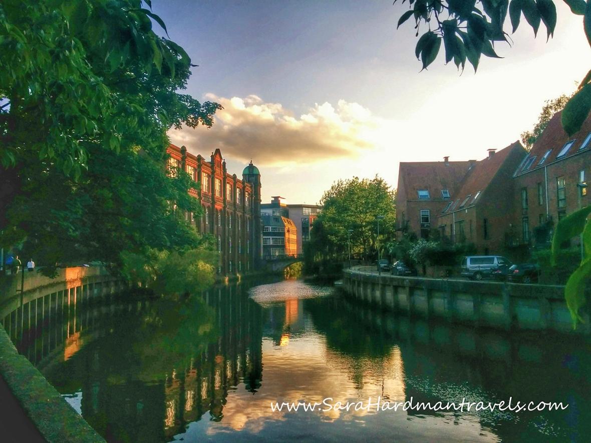 River Wensum, sara Hardman Travels