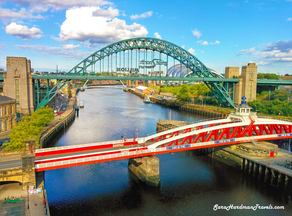 Sara Hardman Travels Newcastle