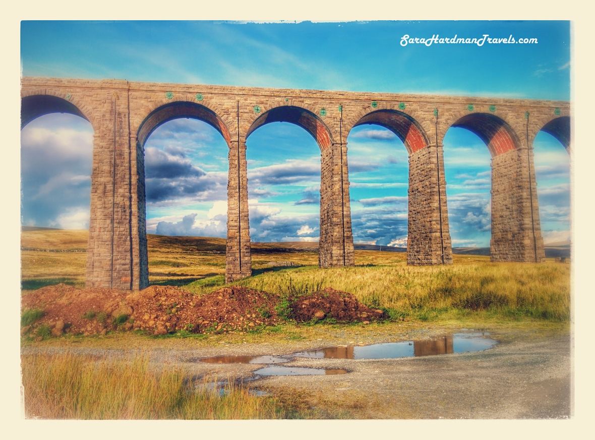 Sara Hardman Travels Ribblehead photo