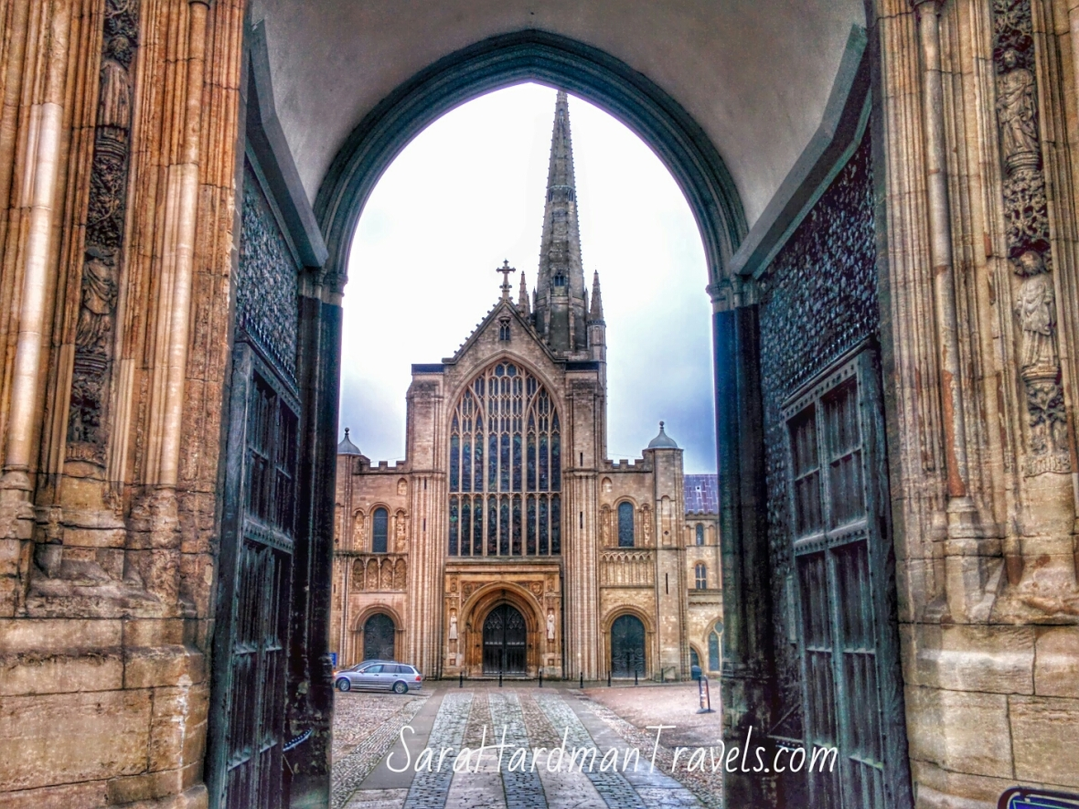 Christmas in Norwich - Sara Hardman Travels
