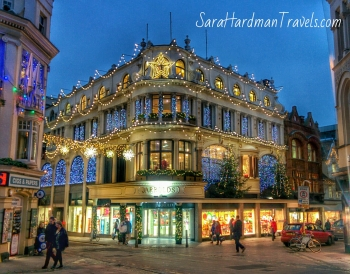Christmas in norwich Sara Hardman Travels