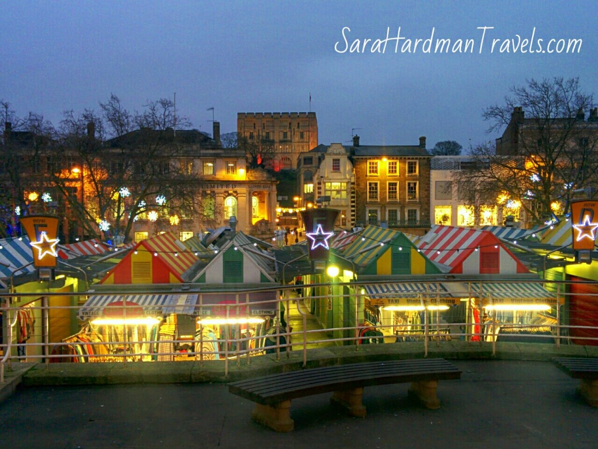 Christmas in norwich Sara Hardman Travels
