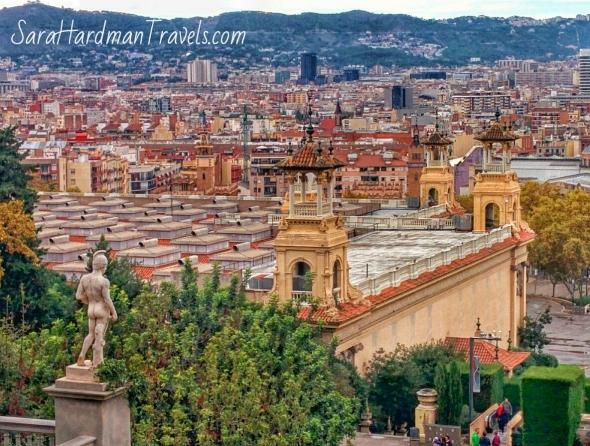 Barcelona by Sara Hardman Travels