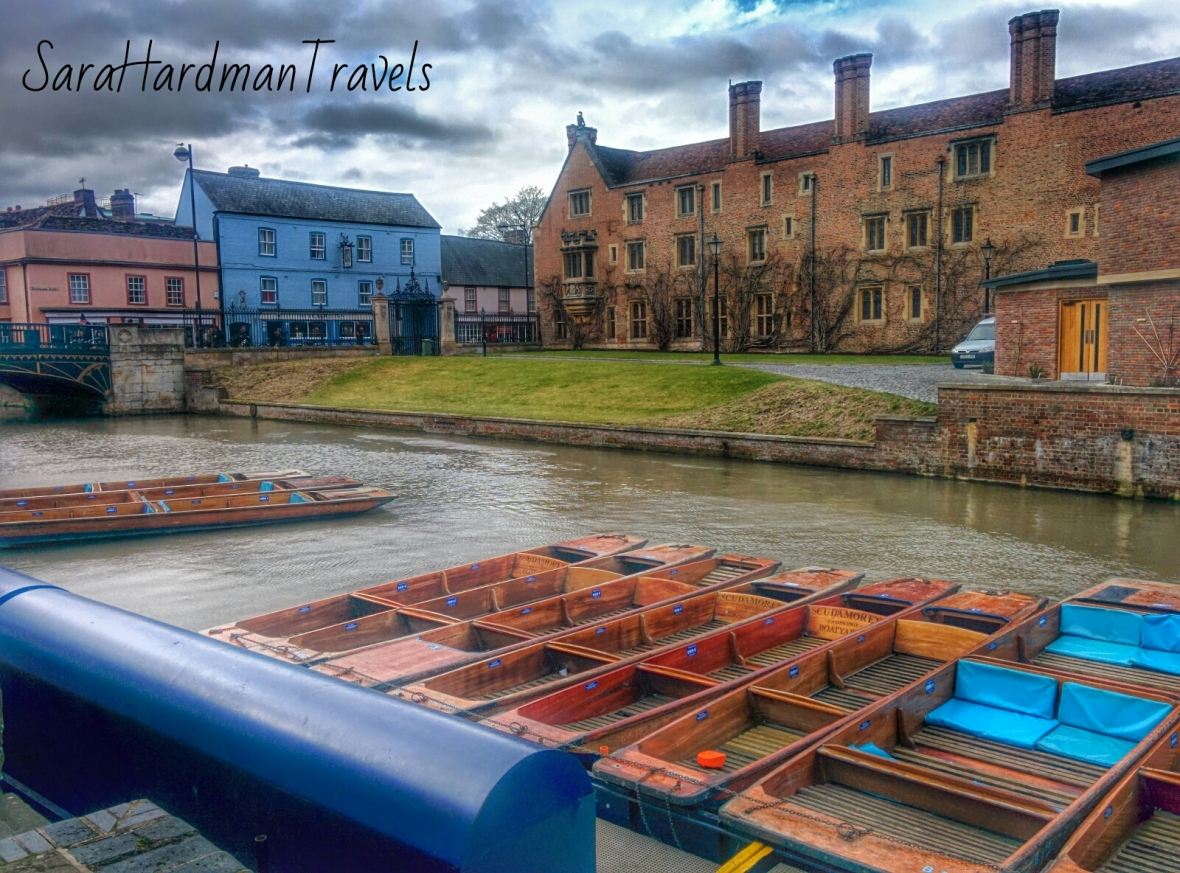 Sara Hardman Travels Cambridge