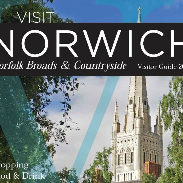 Sara Hardman Visit Norwich