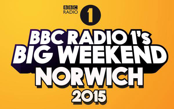 Radio 1 Big Weekend in Norwich