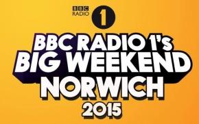 Radio 1's Big Weekend inNorwich