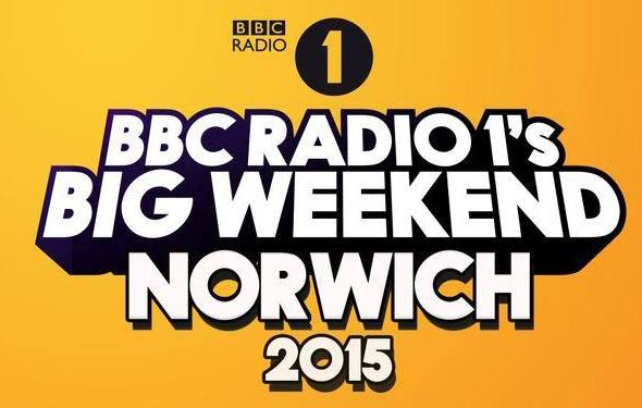 Radio 1 Big Weekend in Norwich