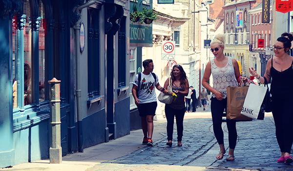 Norwich Lanes VisitNorwich
